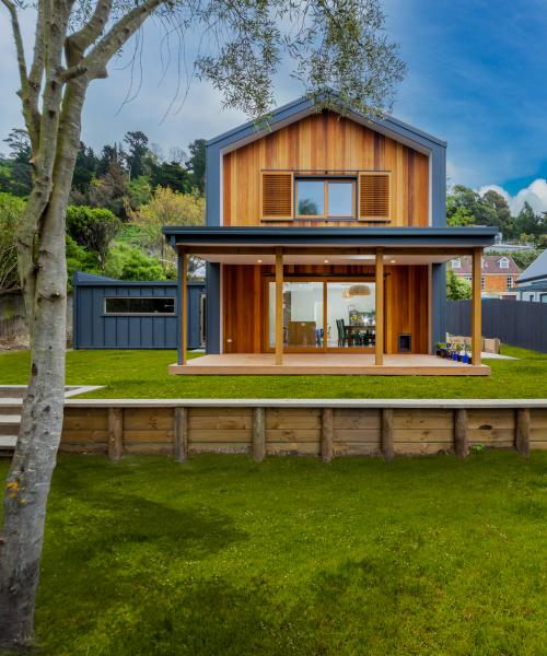 Christchurch Passive House Plus